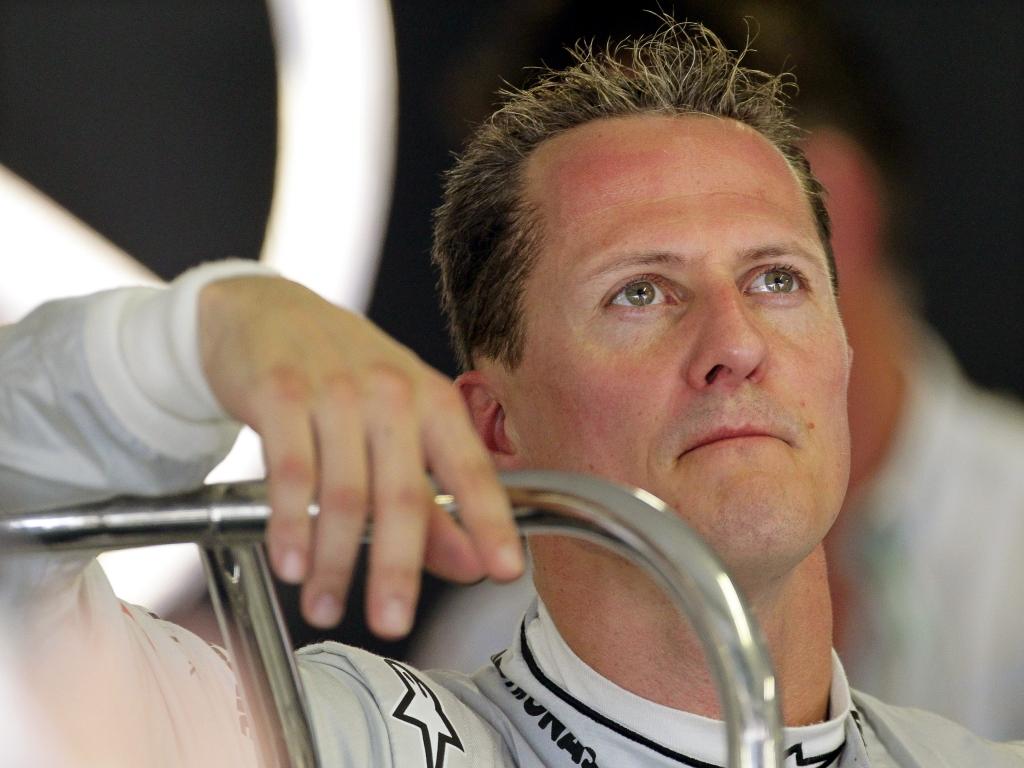 Michael Schumacher Aktuell Krimi Um Schumi Krankenakte Alle