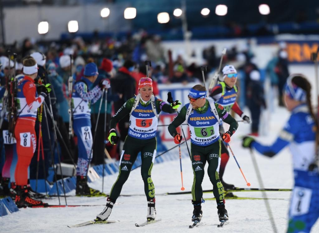 Biathlon Oslo Ergebnisse