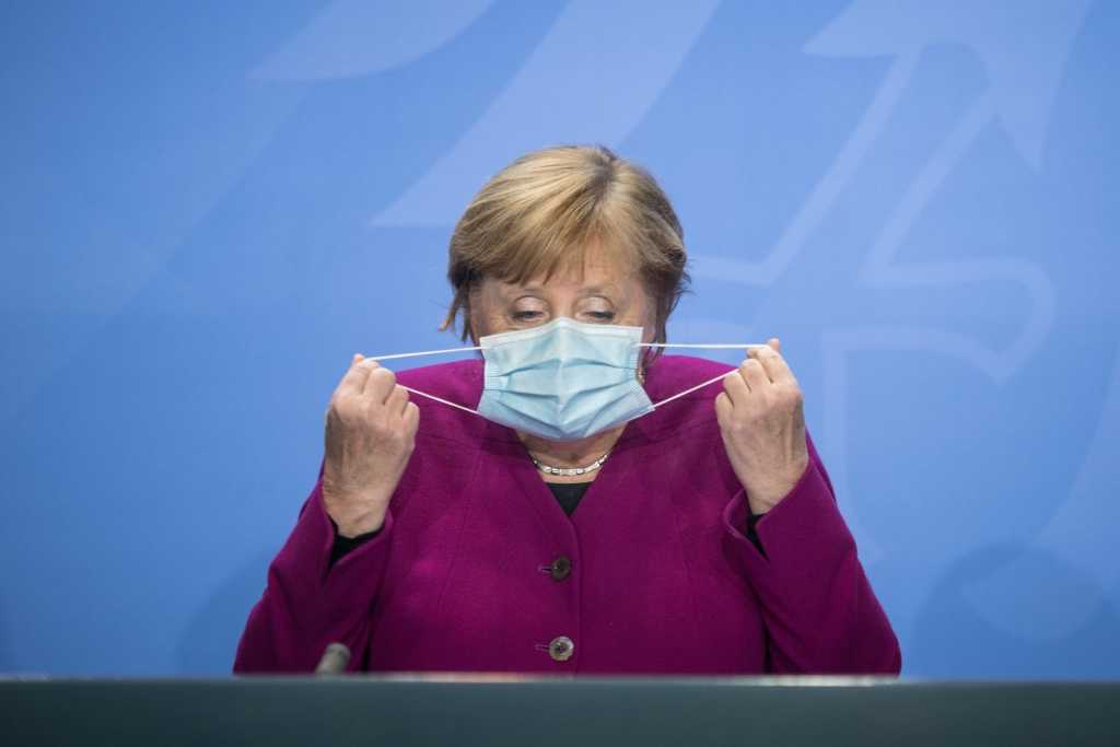 Live übertragung Merkel