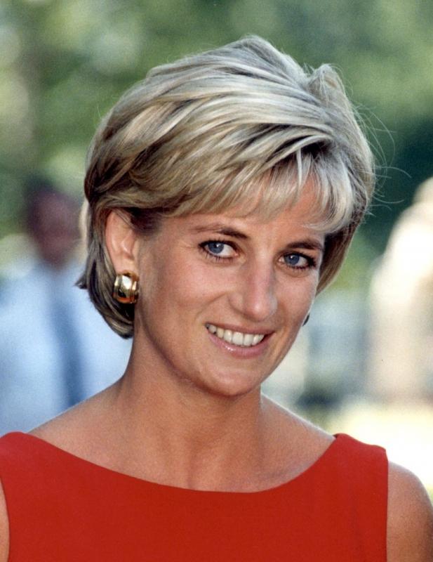 Schockierende beweise diana lebt lady Diana, Princess