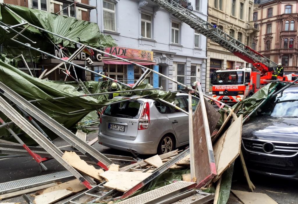 stärksten stürme in deutschland