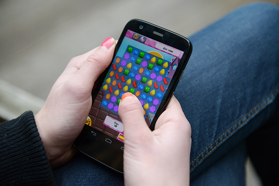 Gratis Spiele Smartphone