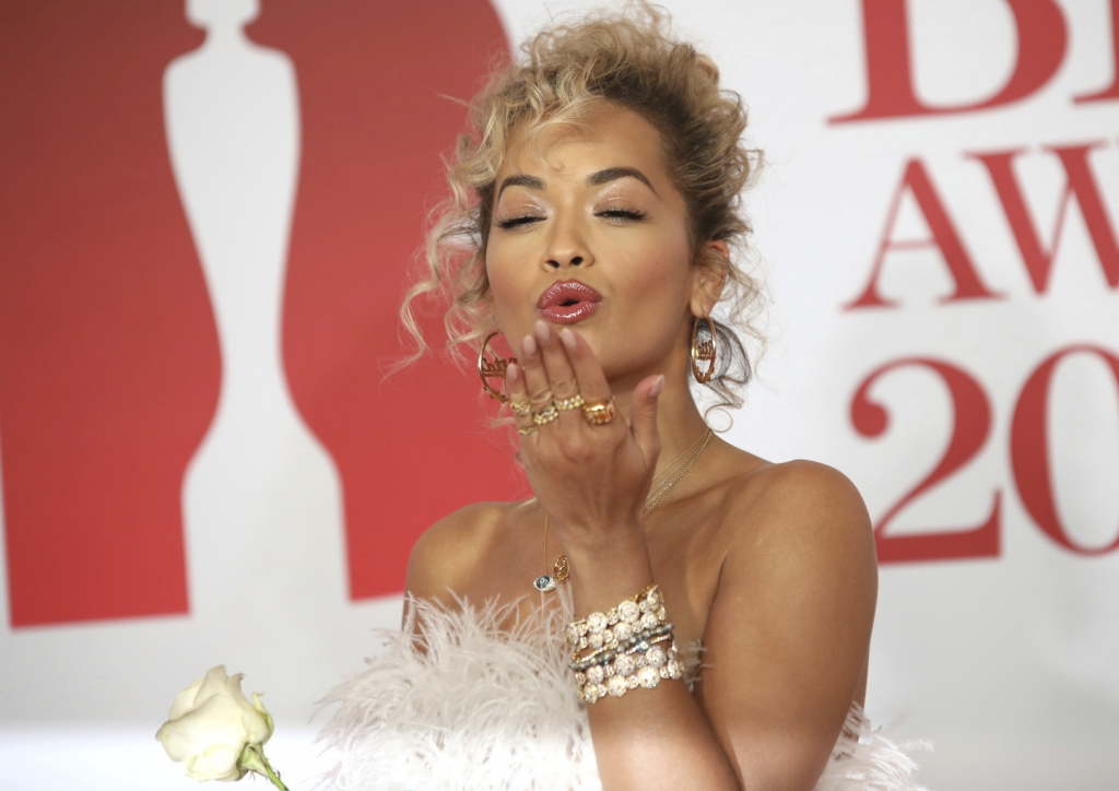 Rita Ora nackt: Sängerin begeistert Fans mit DIESER heißen