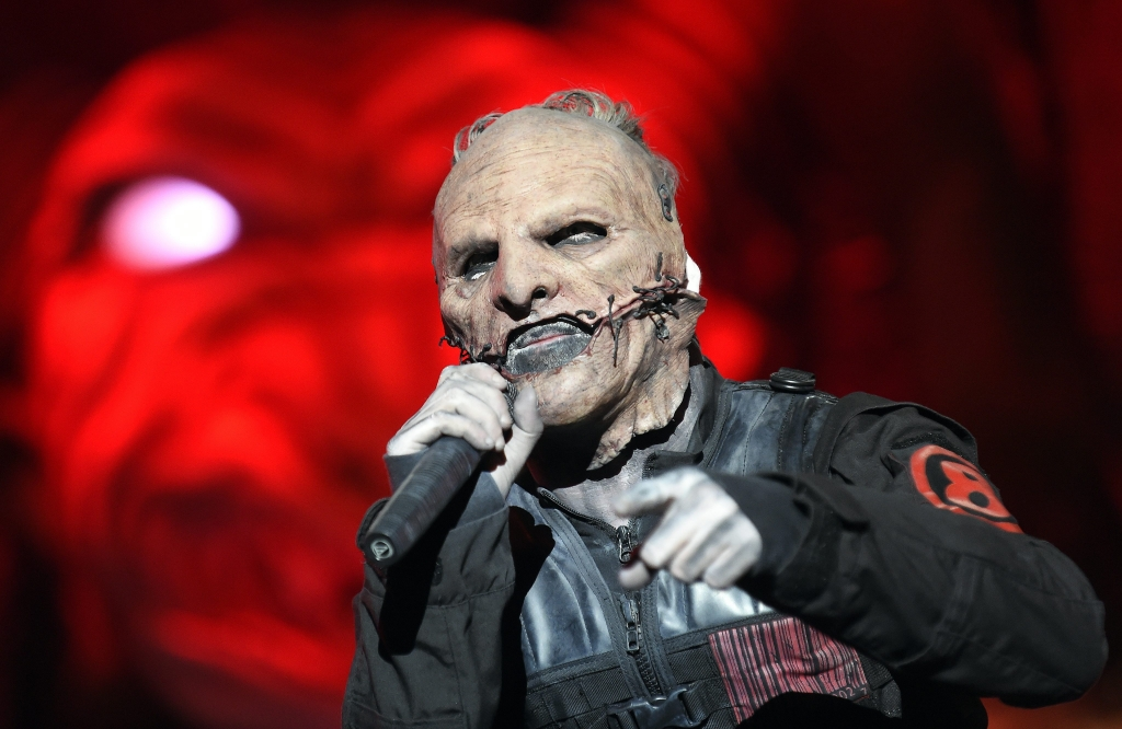 Corey Taylor: Slipknot-Sänger platzt Hoden bei