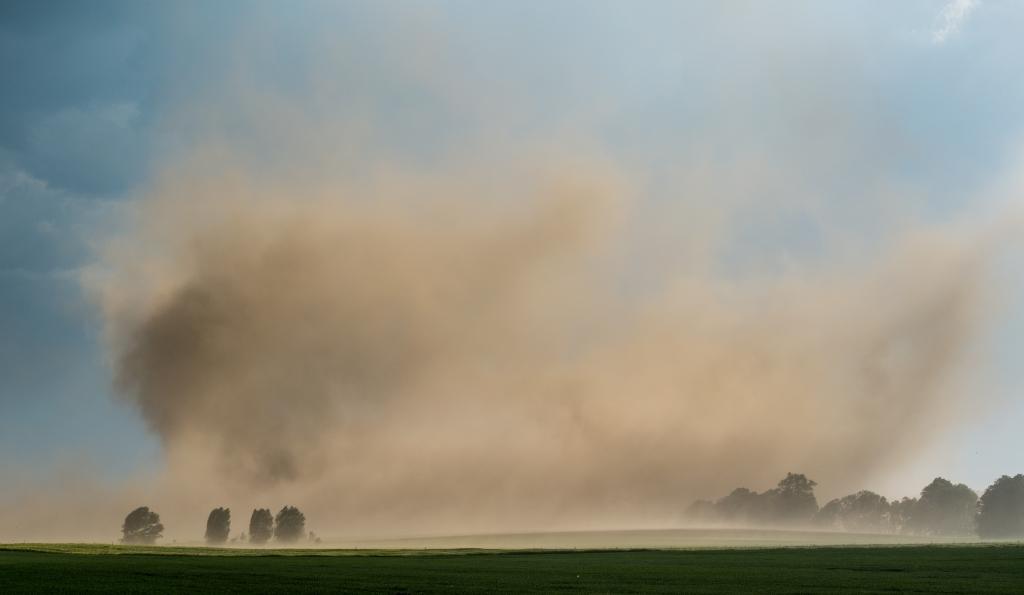 Unwetterwarnung Niederrhein