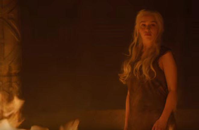 Emilia Clarke nackt in Game of Thrones: GoT-Spoiler