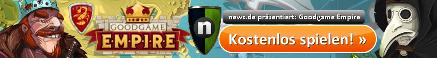 Goodgame Empire auf news.de