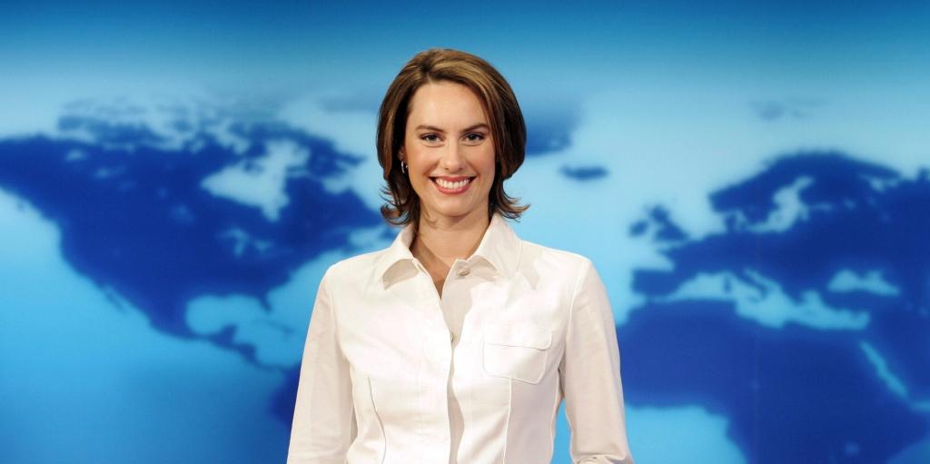 Newstime leslie pro7 moderatorin Wettermoderatorin Pro7
