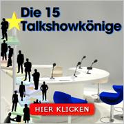 Die 15 Talkshowkönige