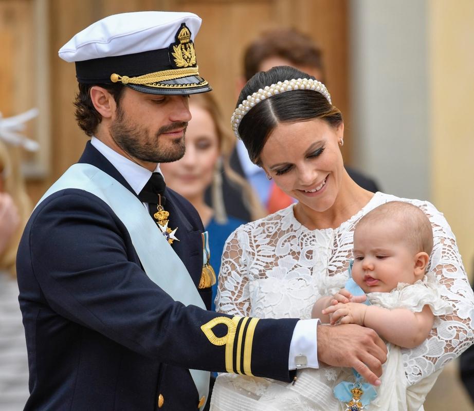 Prinzessin Sofia von Schweden schwanger: Carl-Philip und