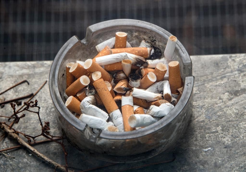 Nikotinsucht verbreitete sucht