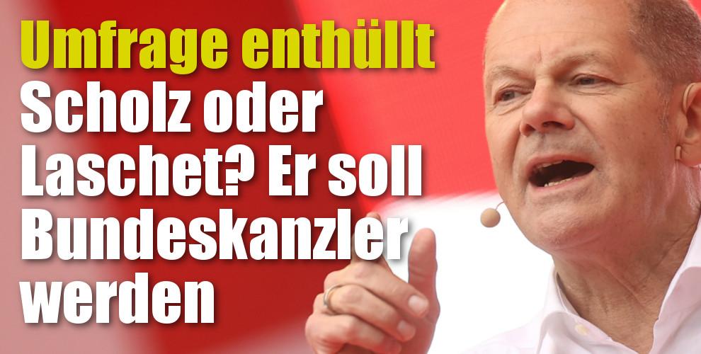 Bundestagswahl 2021: Umfrage enthüllt! ER soll Bundeskanzler werden (Foto)