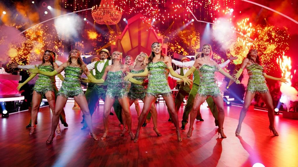 1 Staffel LetS Dance