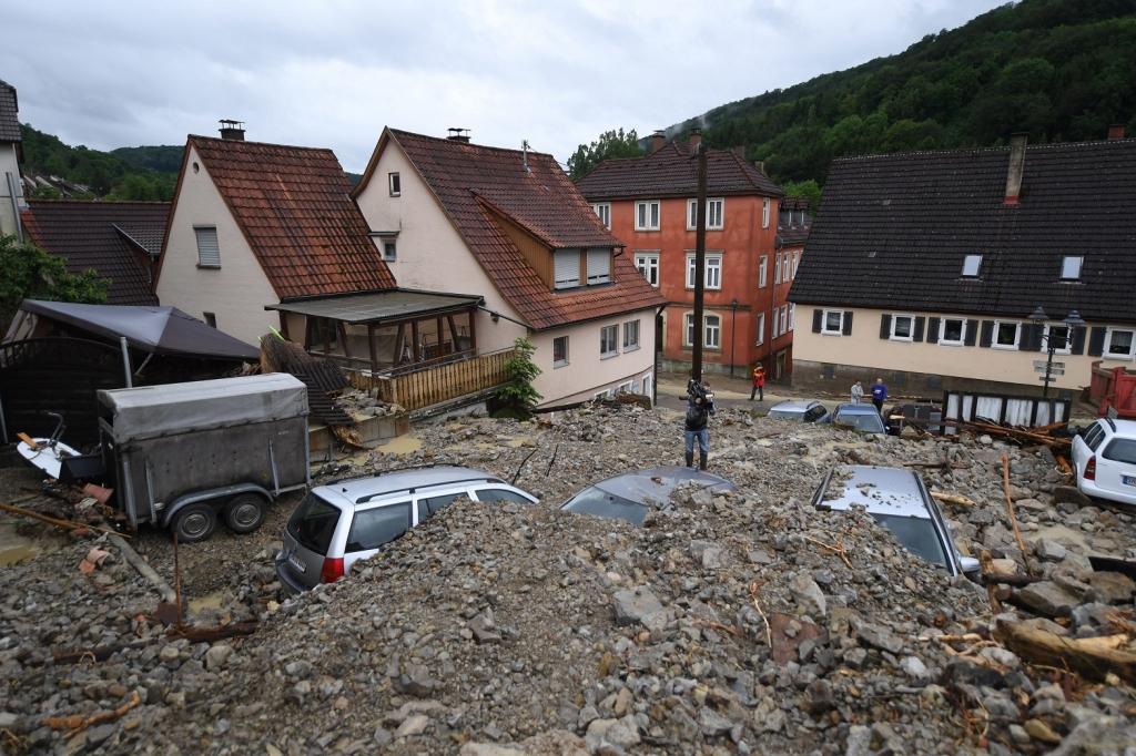 Tornado In Deutschland Gestern