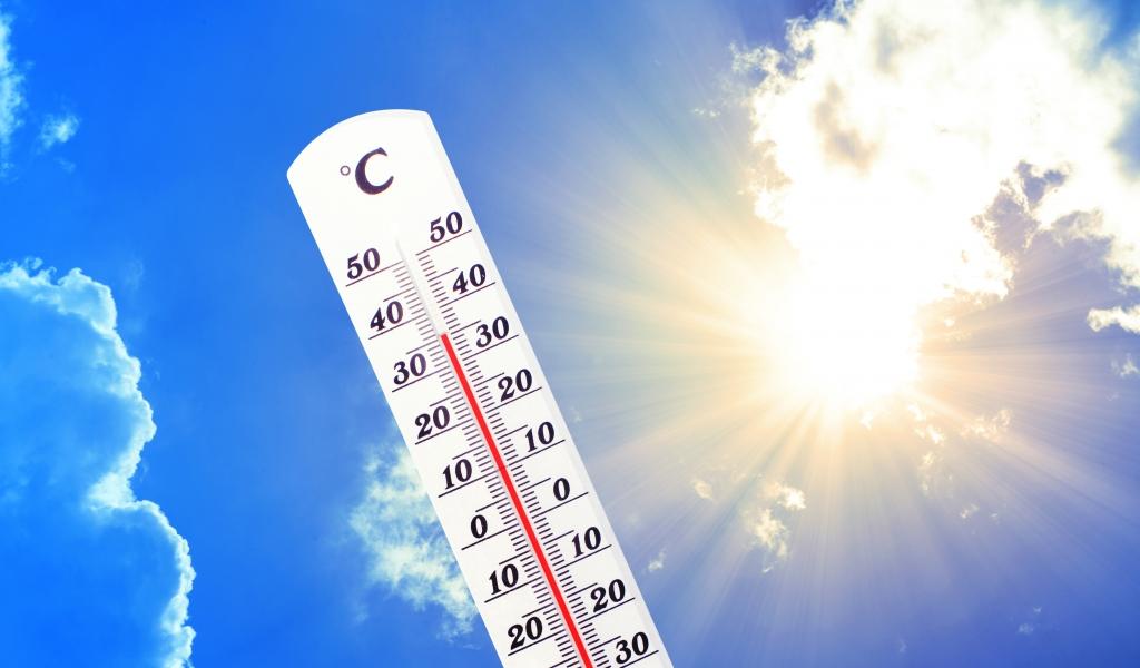 Wetter 40 Grad