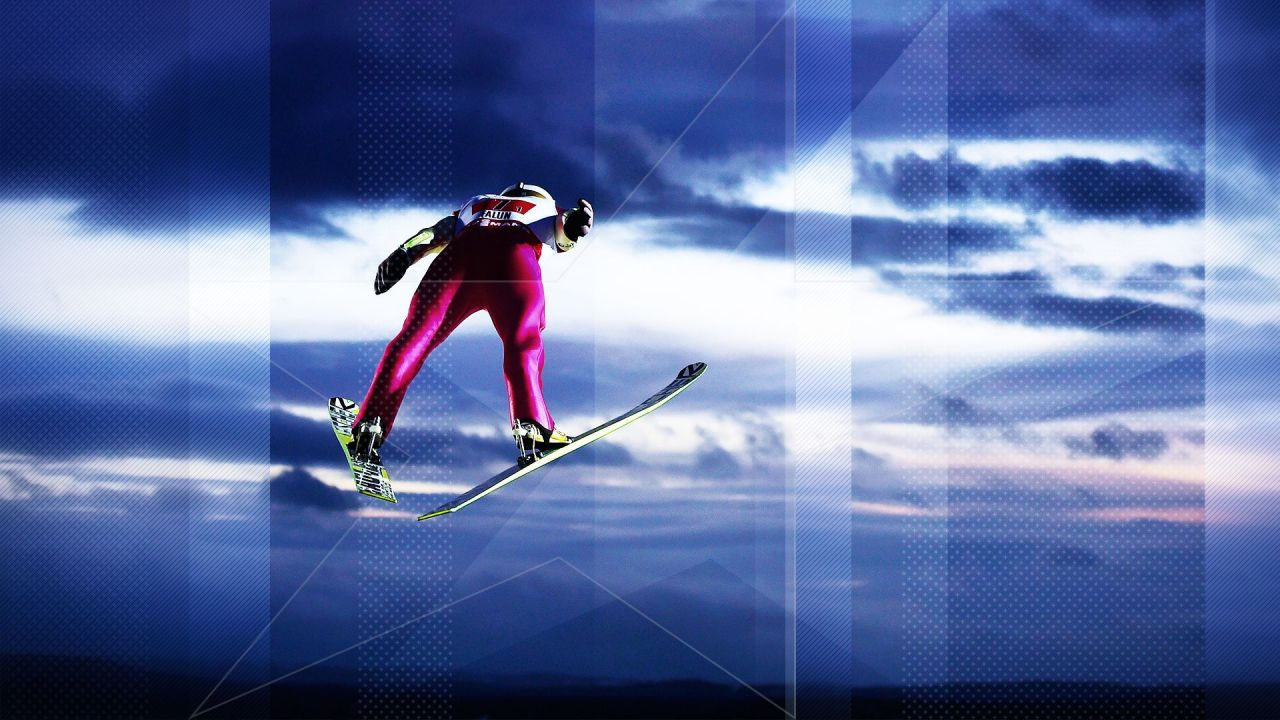 Skispringen Tv