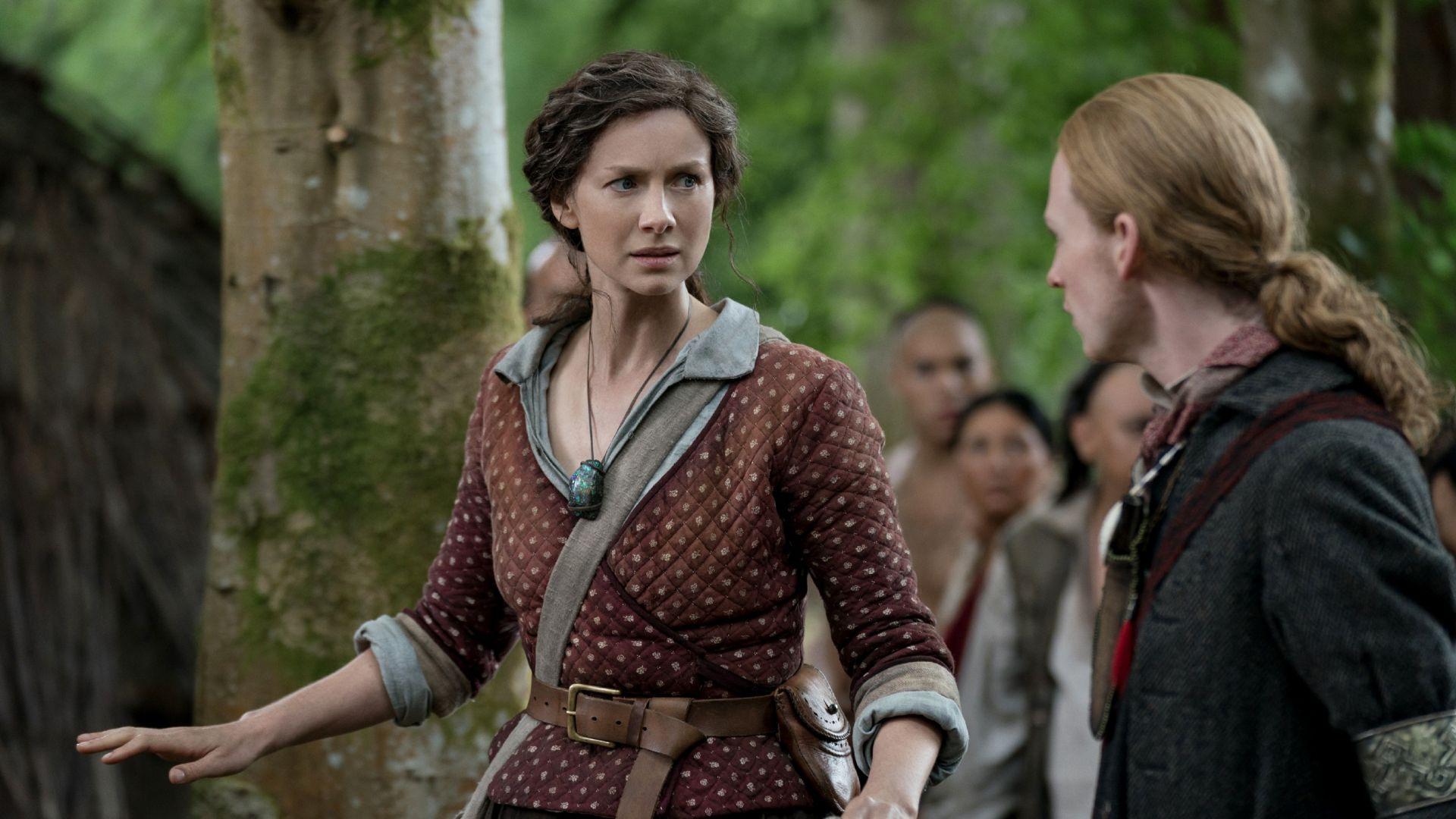 Outlander Staffel 2 Online Sehen