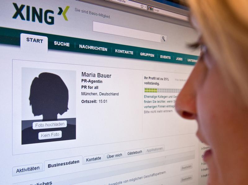 Xing und linkedin was bringen business netzwerke wirklich for Business netzwerk