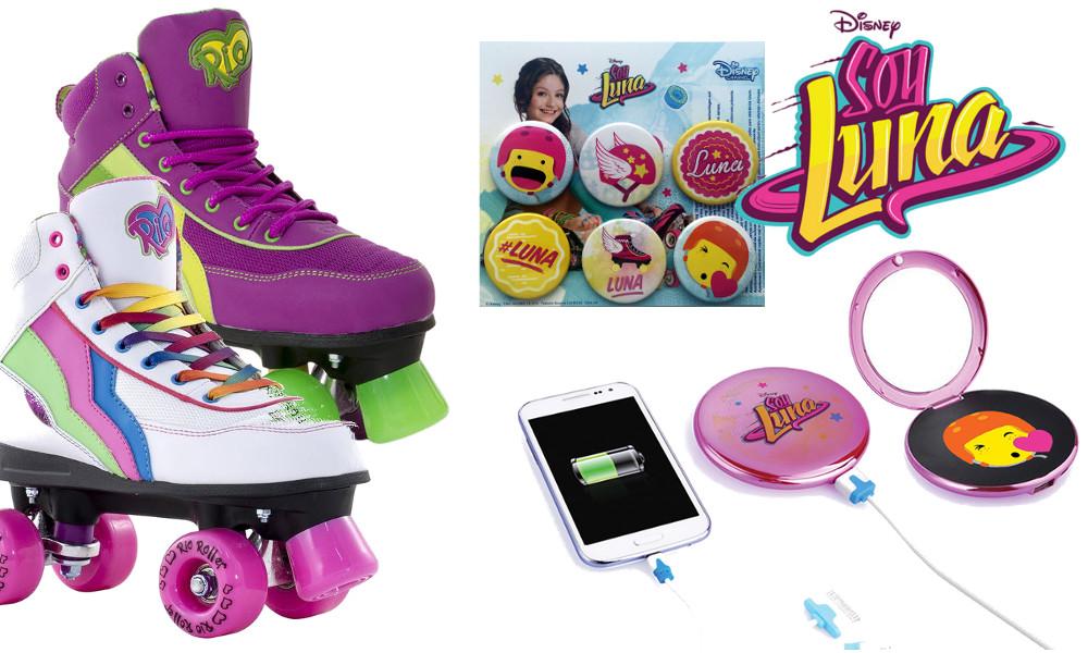Soy Luna Gewinnspiel Die Rollerskating Saison Ist Eröffnet Newsde