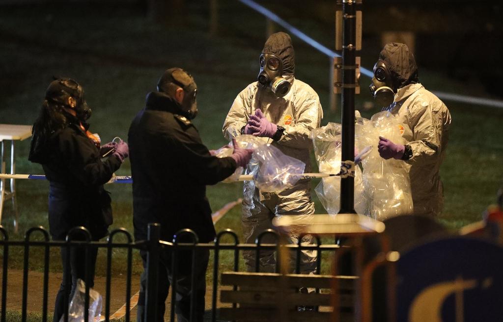 Giftanschlag: Der Westen ist