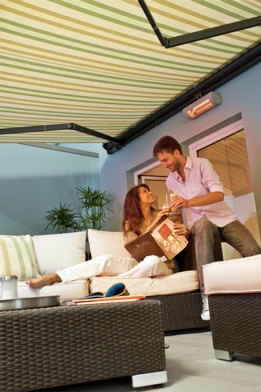 sonnenschutz zu hause so pflegen sie markisen richtig. Black Bedroom Furniture Sets. Home Design Ideas