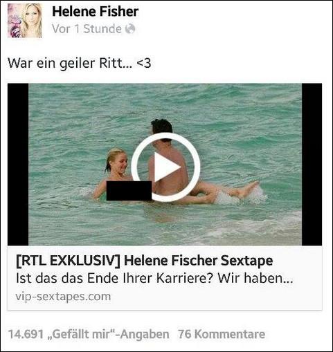 Helene fischer sextape