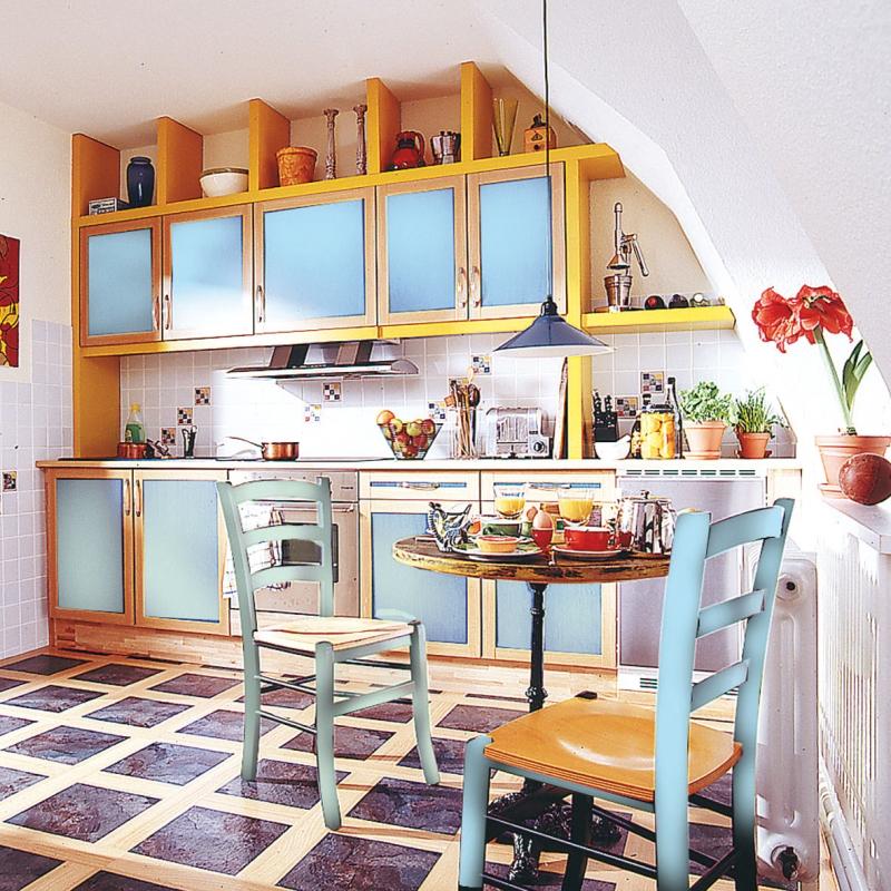 neuer anstrich f r mehr pepp so wird ihr leben frisch und bunt. Black Bedroom Furniture Sets. Home Design Ideas