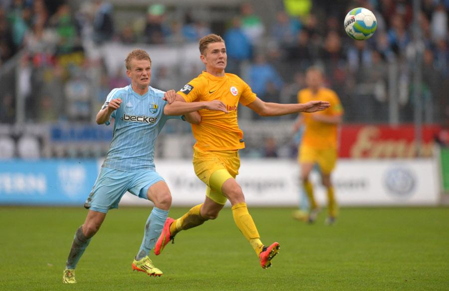 3. Liga, 21. Spieltag mit Ergebnissen: 4:0! Halle schlägt ...