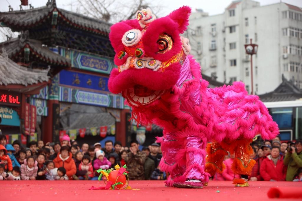Chinesisches Neujahr 2015: Jahr des Schafes beginnt - Ein Leben im ...