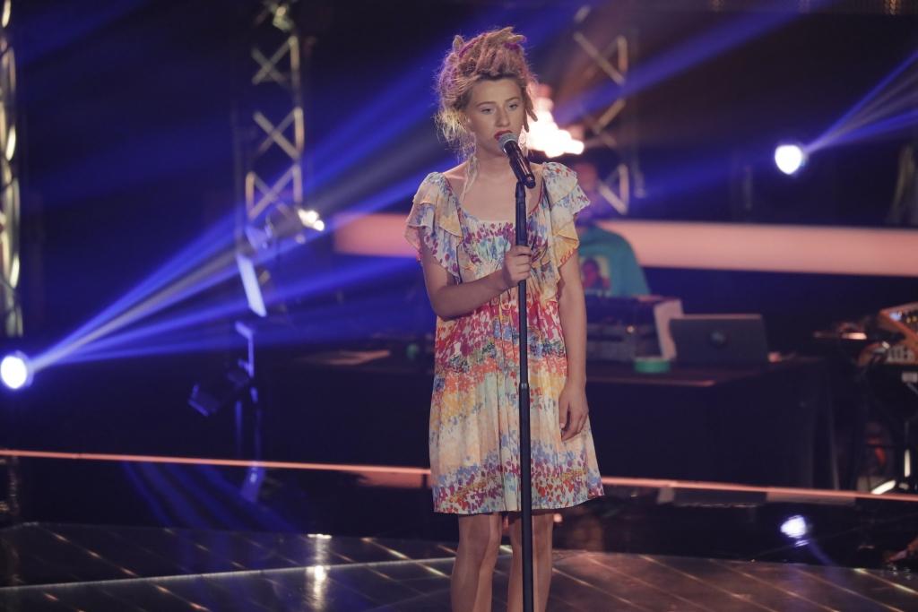 The Voice Of Germany 2017 Als Wiederholung Bürgerkriegs Mädchen