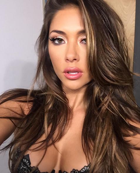 Arianny celleste nackt für Playboy
