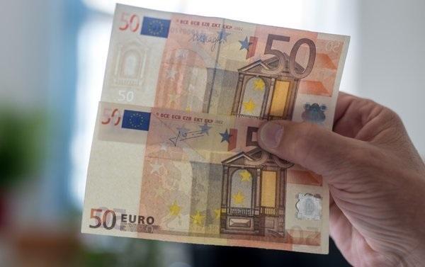 Neuer 50 Euro Schein Neuer Funfziger Ab Heute Das Sind Die