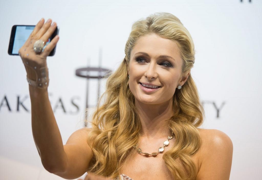 Paris Hilton nackt: Unten ohne! It-Girl und Hotelerbin