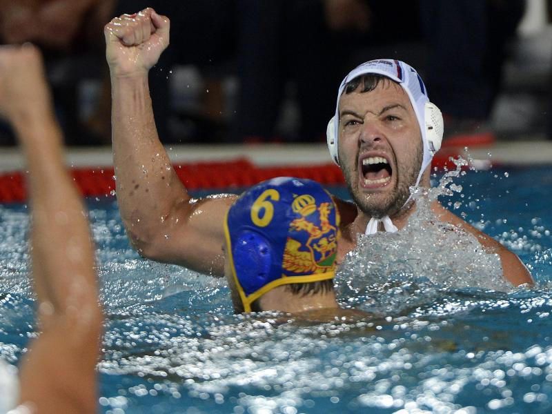 wasserball serbien