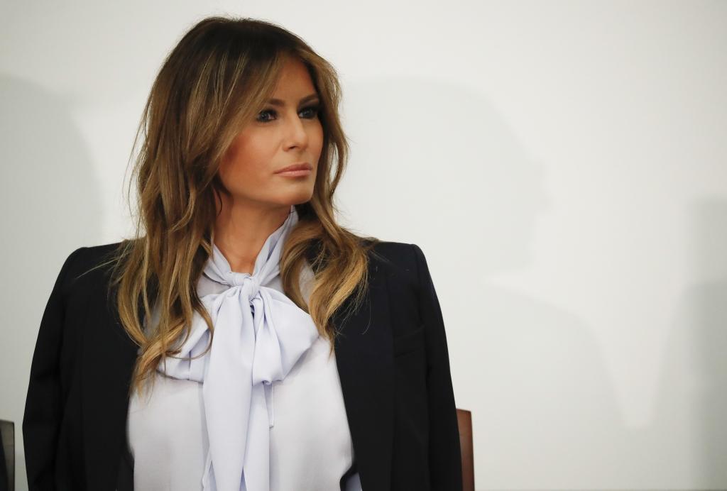 Melania Trump Sie Flieht First Lady Plant Solo Trip Nach Afrika