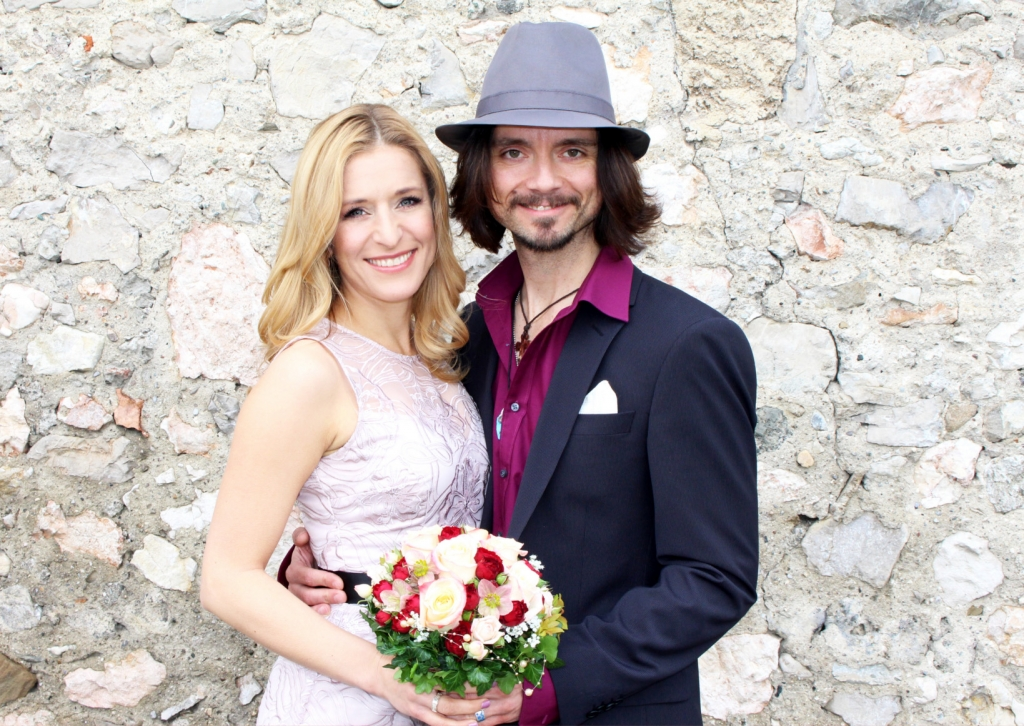 Stefanie Hertel Privat So Lebt Sie Heute Mit Ihrem Mann Lanny Isis