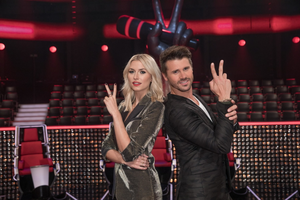 The Voice Senior Jury