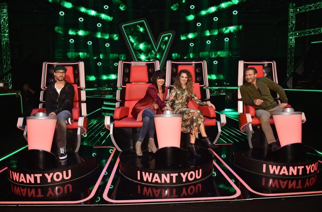The Voice Kids 2017 Als Sat1 Wiederholung Trotz Ed Sheeran Als
