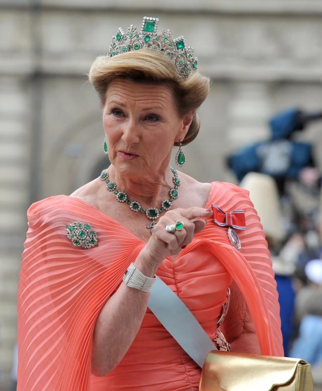 Norwegische Königin