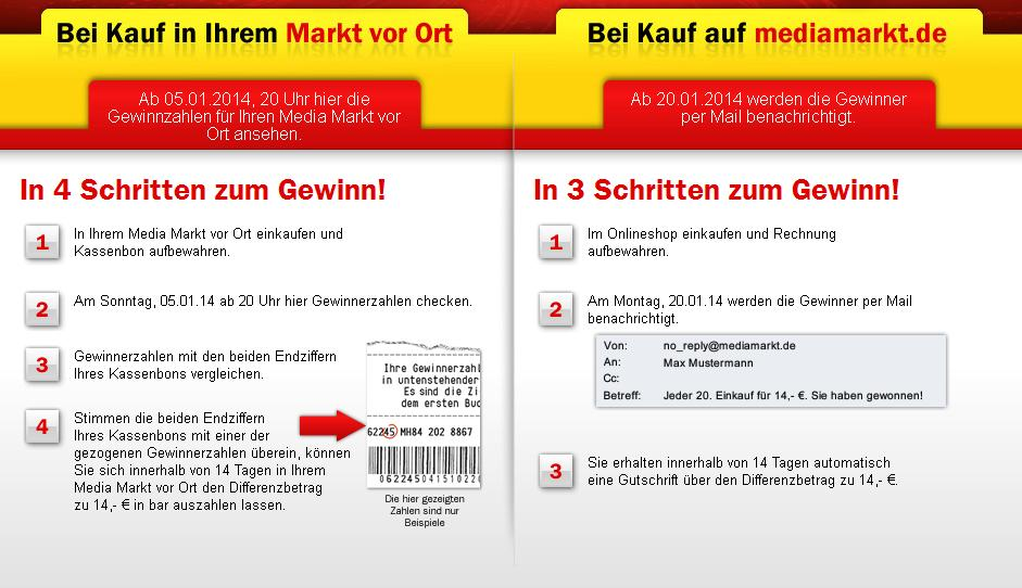 mediamarkt kampagne elektronik ohne ende f r 14 euro. Black Bedroom Furniture Sets. Home Design Ideas