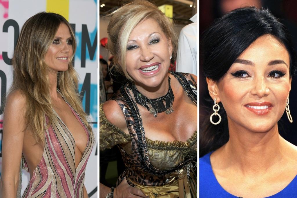 Promi-News der Woche: Nackt und skandalös! Bei den Stars