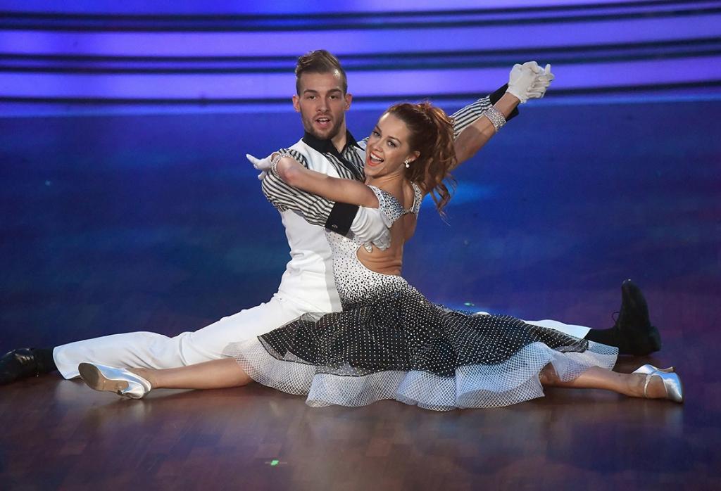 Eric Stehfest Und Oana Nechiti Ist Dieses Lets Dance Paar Bald
