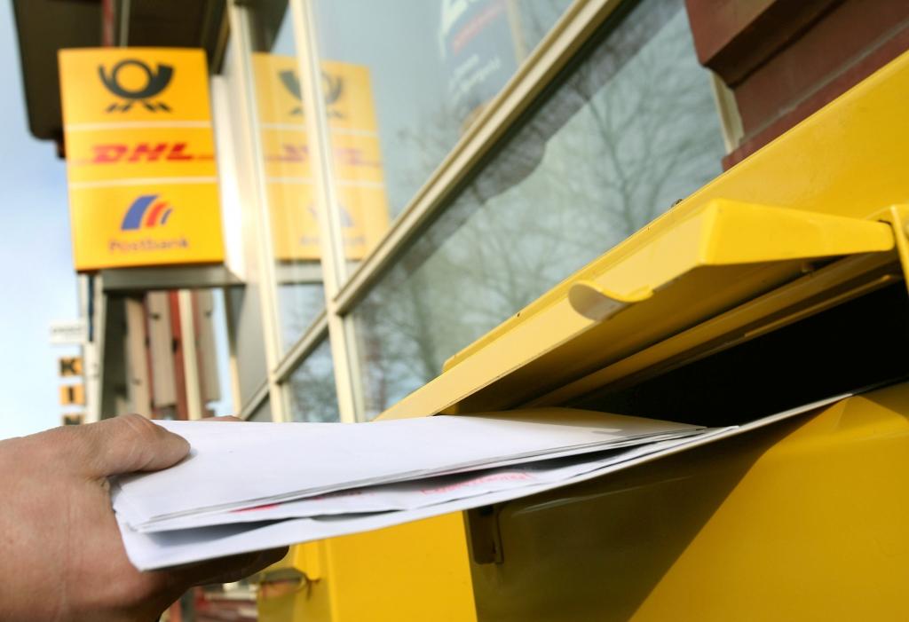 Deutsche Post Schon Wieder Post Erhöht Erneut Das Brief Porto