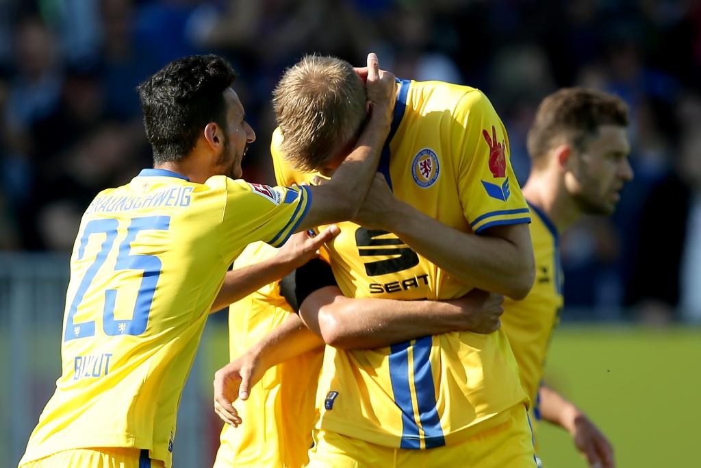Eintracht Braunschweig Ergebnis Heute