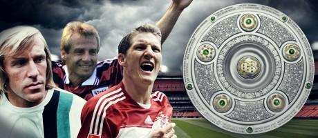 Wer hat die meisten Bundesligaspiele auf dem Buckel? Welcher Verein ist noch nie abgestiegen? Testen Sie Ihr Wissen zur Fußball-Bundesliga.