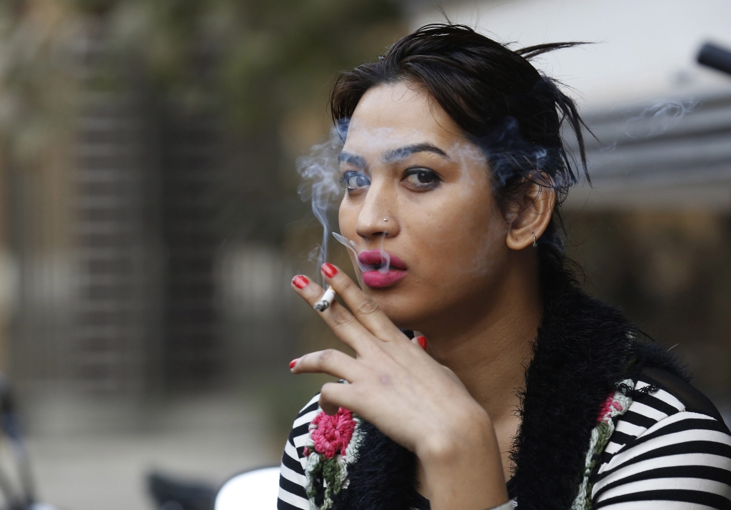 Geschlechtsdysphorie: Transgender: \
