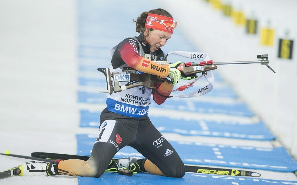 biathlon einzel damen