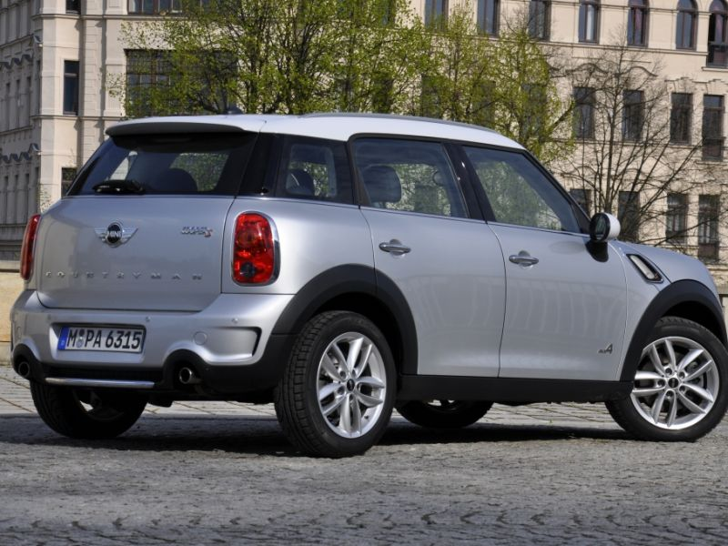 mini test mini countryman cooper s der macht laune. Black Bedroom Furniture Sets. Home Design Ideas