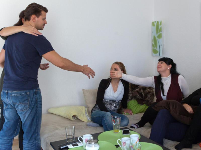 Frau kennenlernen in berlin