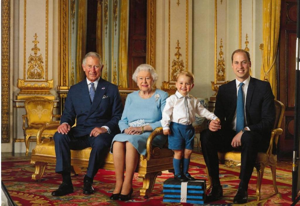 Queen geburtstag briefmarke